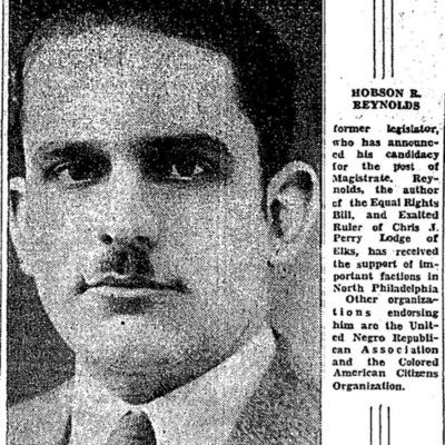 Hobson R. Reynolds