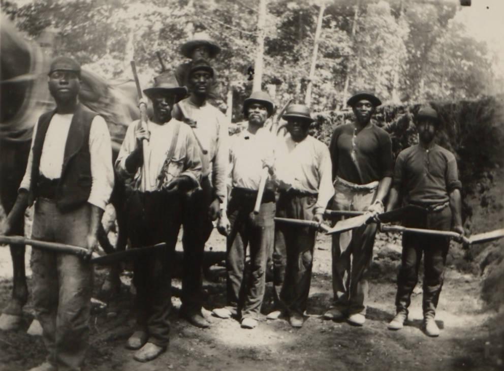 Wilmington and Northern Railroad Laborers