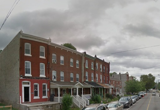 North 44th Street Rowhouses