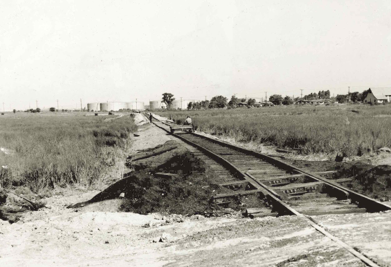 Marsh Creek Section of the Central Railroad, Philadelphia, PA