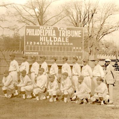 Hilldale Club circa 1930 .jpg