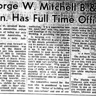 George W. Mitchell Article.JPG